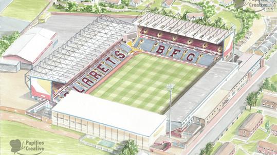 Burnley Football Club - Turf Moor