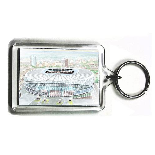Tottenham Hotspur - The Tottenham Hotspur Stadium - Keyring