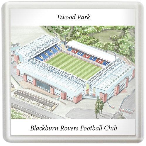 Blackburn Rovers Football Club - Ewood Park - Coaster