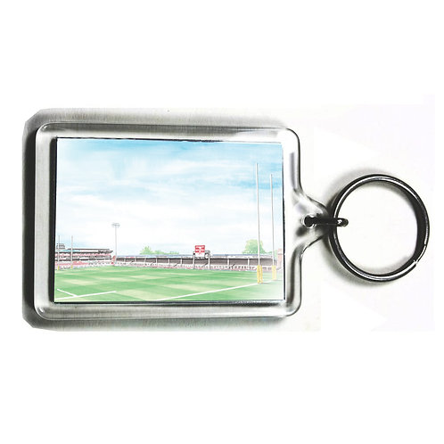 Gloucester Rugby - The Shed - Keyring