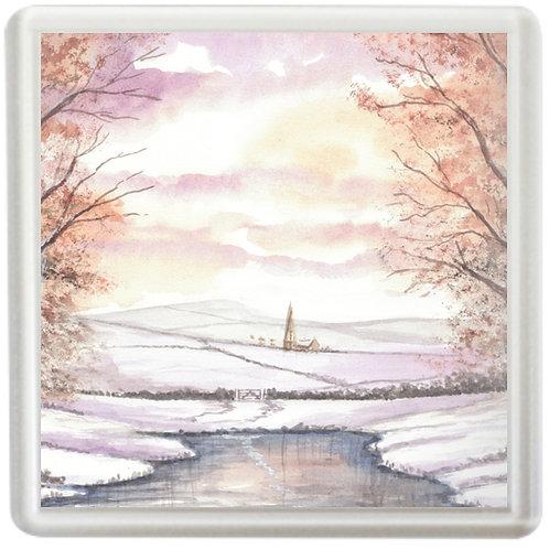 Winter Pool - Coaster