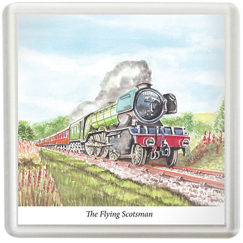 The Flying Scotsman - Coaster