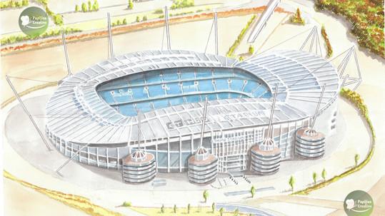 Man City - Etihad Stadium
