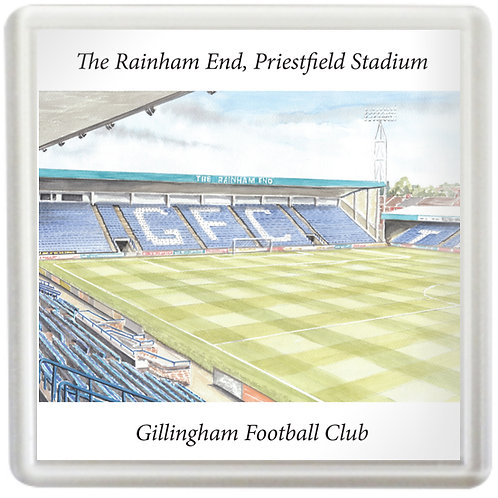 Gillingham Football Club - The Rainham End - Coaster