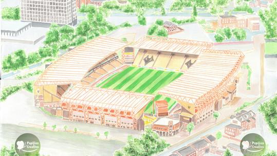 Wolverhampton Wanderers - Molineuxg