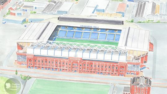 Rangers - Ibrox Stadium