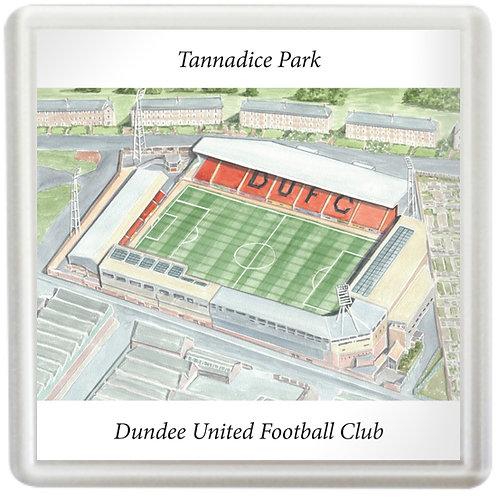 Dundee United, Tannadice Park - Coaster