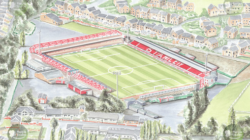 Accrington Stanley - Crown Ground