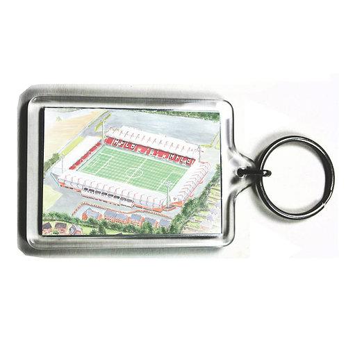 AFC Bournemouth - The Vitality Stadium - Keyring