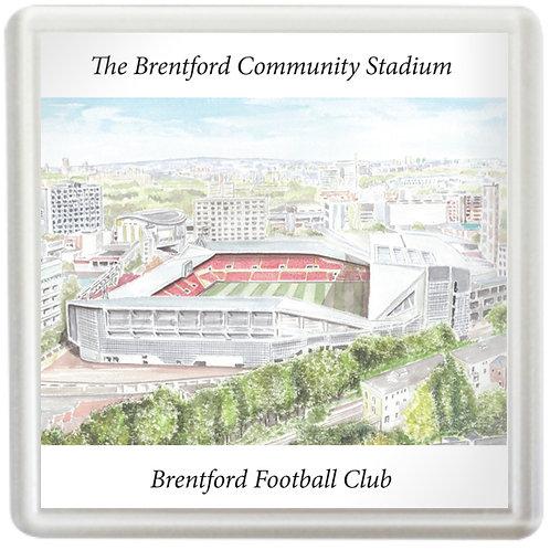 Brentford - The Brentford Community Stadium - Coaster