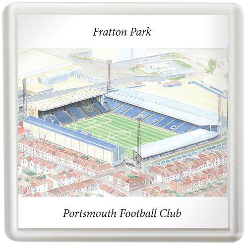 Portsmouth - Fratton Park - Coaster