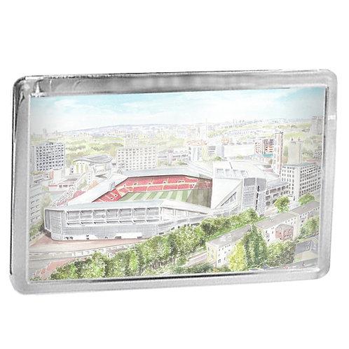 Brentford - The Brentford Community Stadium - Fridge Magnet