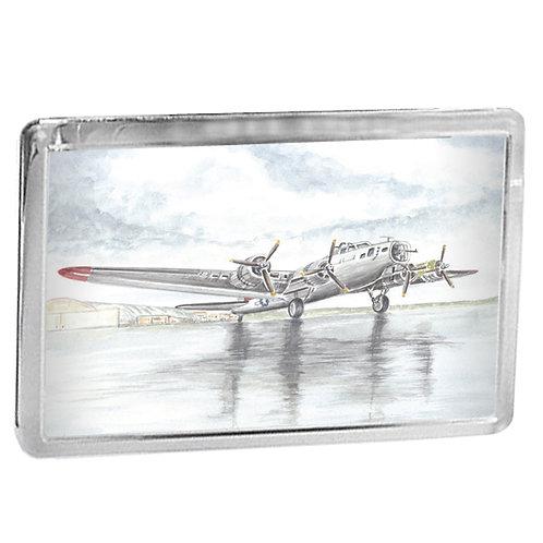 B17G Flying Fortress - Fridge Magnet