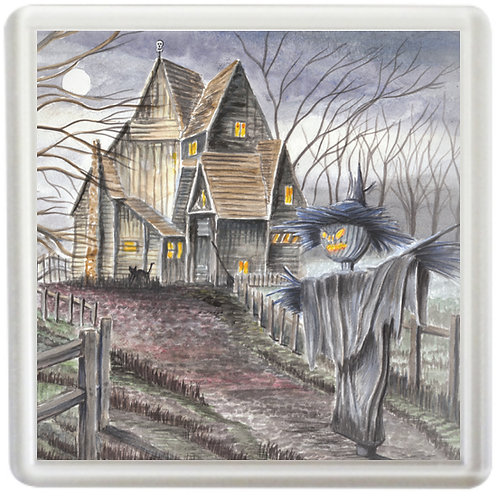 Witch's House - Coaster