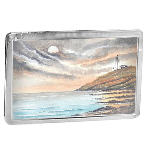 Trevose Head Lighthouse - Fridge Magnet