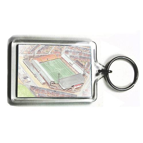 Sunderland AFC - Roker Park - Keyring