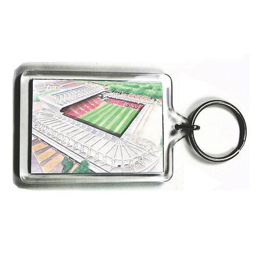 Bristol City - Ashton Gate Stadium New - Keyring