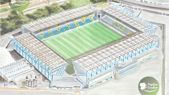 Millwall - The New Den