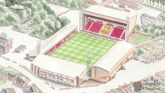 Motherwell - Fir Park Stadium