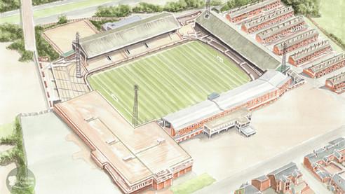 Bolton Wanderers - Burnden Park