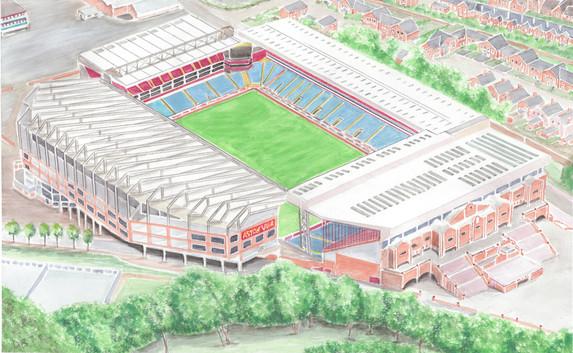 Villa Park - Aston Villa Football Club