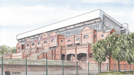 Aston Villa, Outside The Holte End