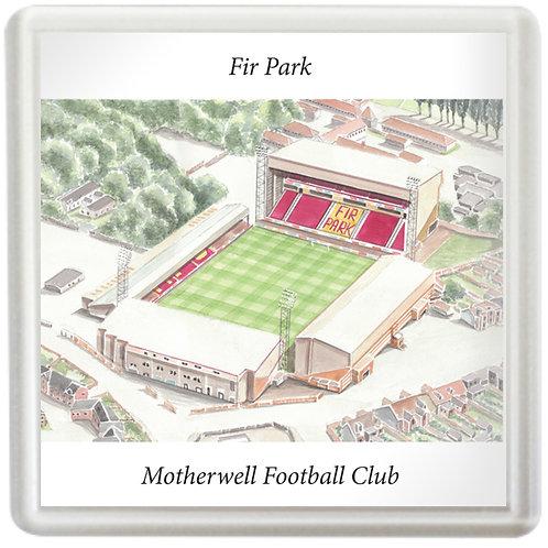 Motherwell Football Club - Fir Park - Coaster