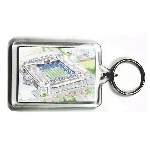 Tottenham Hotspur - White Hart Lane - Keyring