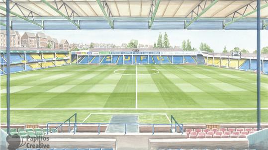 Southend United FC - Roots Hall Stadium