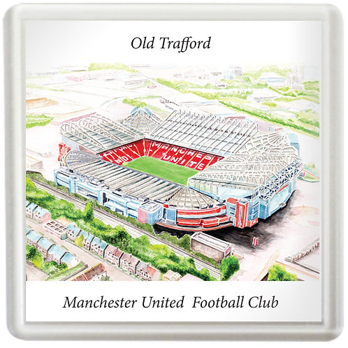 Manchester United - Old Trafford - Coaster