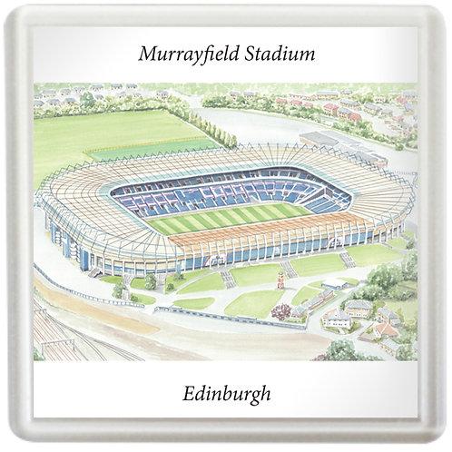 Murrayfield Stadium - Edinburgh - Coaster