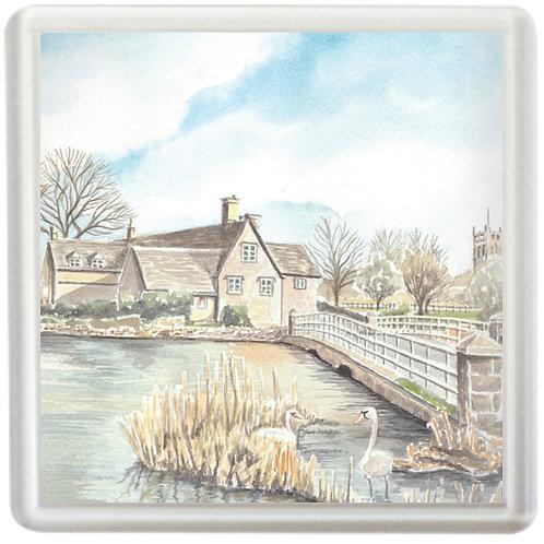 Fairford Mill - Coaster