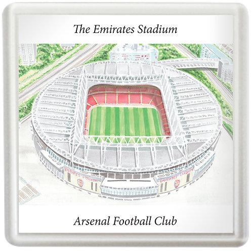 Arsenal - The Emirates Stadium - Coaster