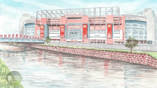 Manchester Utd - Old Trafford