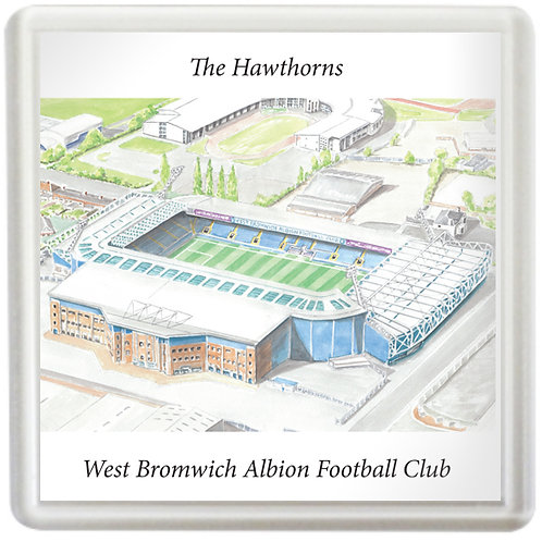 West Bromwich Albion - The Hawthorns - Coaster