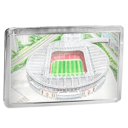 Arsenal - The Emirates Stadium - Fridge Magnet