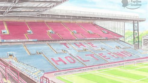 Aston Villa - Holte End