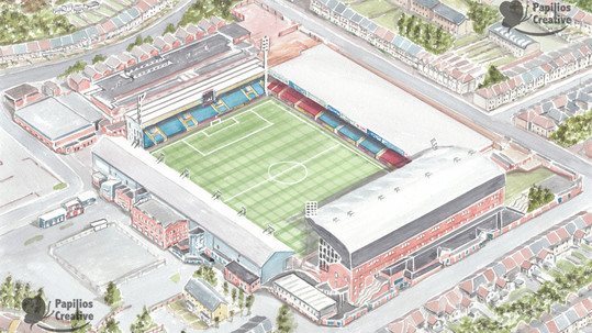 Crystal Palace FC -Selhurst Park