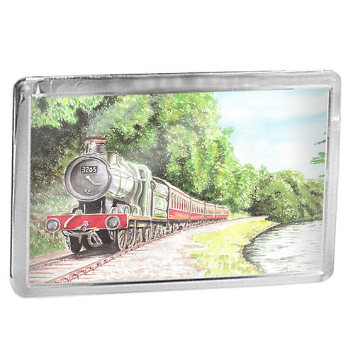 South Devon Railway - Fridge Magnet