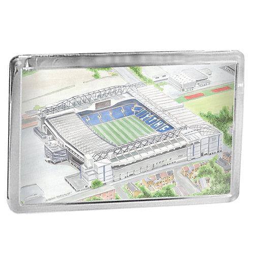 Tottenham Hotspur - White Hart Lane - Fridge Magnet