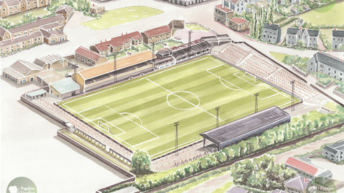 East Fife FC - Bayview Park