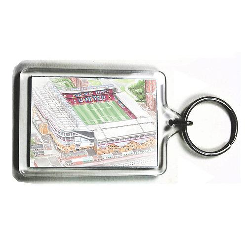 West Ham United - Upton Park - Keyring