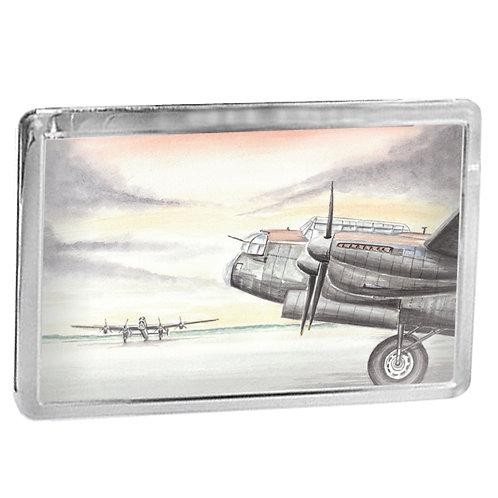 Lancaster Bombers - Fridge