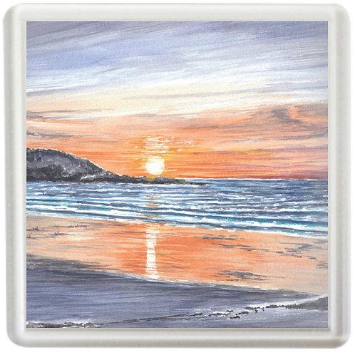 Gyllyngvase Beach Falmouth - Coaster