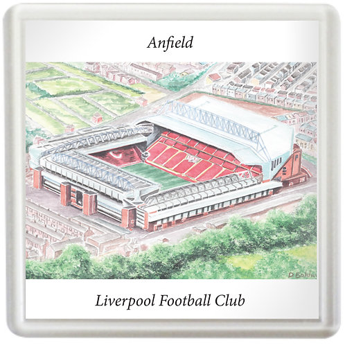 Liverpool - Anfield - Coaster