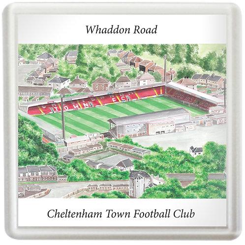 Cheltenham Town - Whaddon Road - Coaster