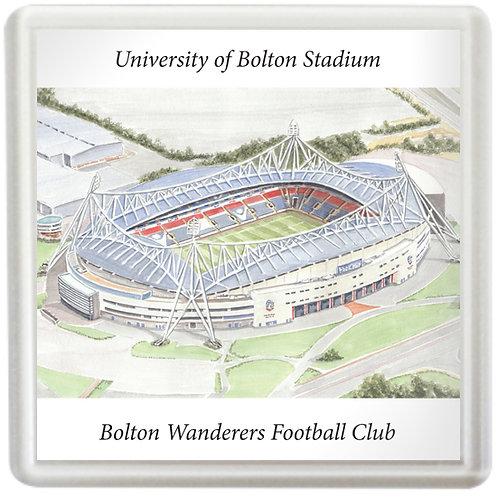 Bolton Wanderers - University of Bolton Stadium - Coaster