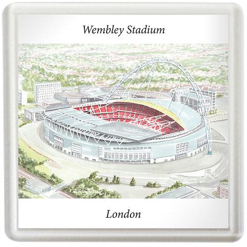 Wembley Stadium, London - Coaster