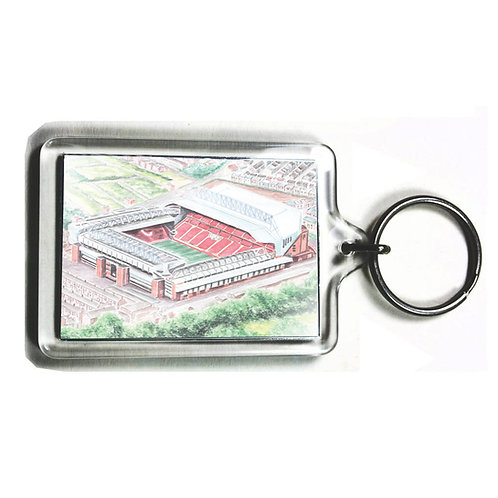 Liverpool - Anfield - Keyring