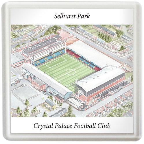 Crystal Palace Football Club, Selhurst Park - Coaster